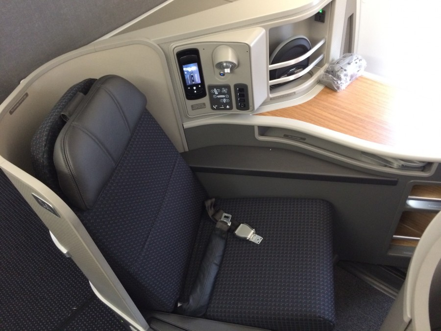 Flight Review American Airlines Transcontinental A321