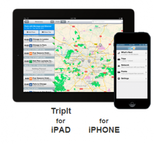 TripIt helps you organize all your travel plans and documents.