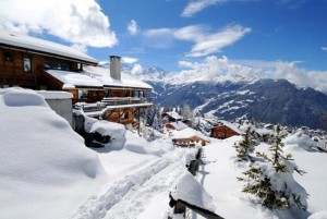 The W Verbier in Switzerland.