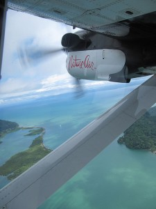 Costa Rica's Nature Air connects SJO and LIR