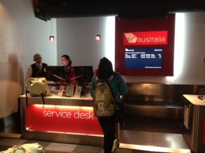 By the time I walked up to the Virgin Australia counter, my new ticket was booked.