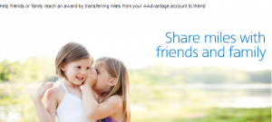 30% discount to transfer AAdvantage miles.