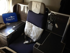 Brussels Airlines Business Class