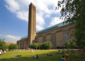 The Tate Modern - a TPG favorite!