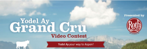 Win a trip to Aspen for yodeling.