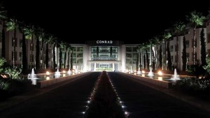 Planning a stay at the Conrad Algarve? Book before it jumps from Category 7 to 9 on April 15.