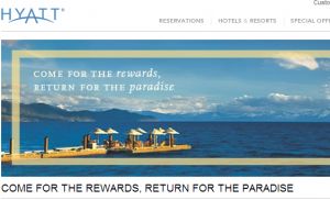 Hyatt is offering some targeted bonus promotions.