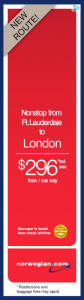 FTL to London for under $600 rt