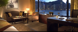 Use your IHG annual free night at a top-tier property like the Intercontinental Hong Kong.