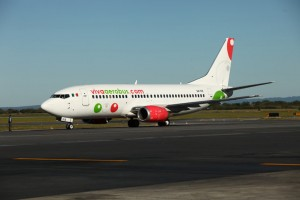 Viva Aerobus is another Mexican low-cost carrier.