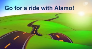 Now you can go for TWO rides with Alamo!