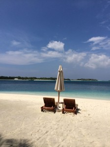 I used my Citi Hilton Reserve two free weekend nights at the Conrad Maldives