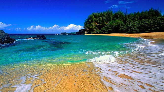 Reach Hawaii from the US for just 35,000 miles on Singapore partners.