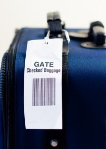 If you do skip the last leg of your trip, make sure your checked bags aren't flying without you. Image courtesy of Shutterstock.