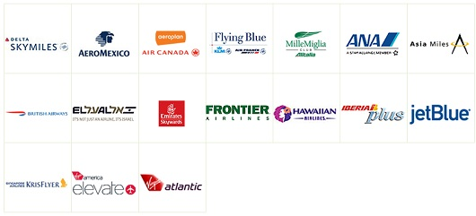 There are 17 different airlines that are transfer partners of American Express Membership Rewards.