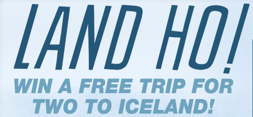 "To promote the adventure comedy film ""Land Ho,"" Cinemark is giving away a three-day trip for two to Iceland"