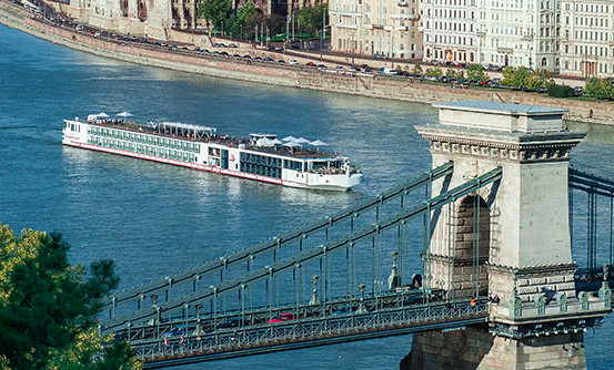 "Viking River Cruises is giving away a trip for two for its 2015 ""Romantic Danube"" itinerary"