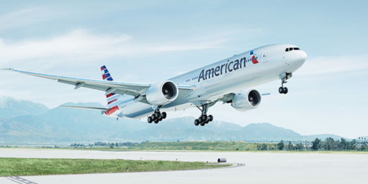 Fly transatlantic for AAdvantage bonus miles.