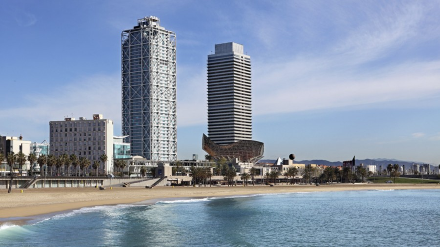 Destination of the week barcelonathe points guy for Hotel aris barcelona