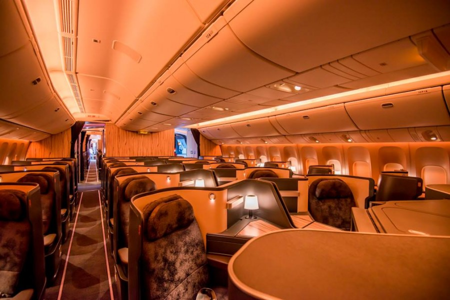 china airlines new boeing 777 300ers look amazingthe points guy. Black Bedroom Furniture Sets. Home Design Ideas