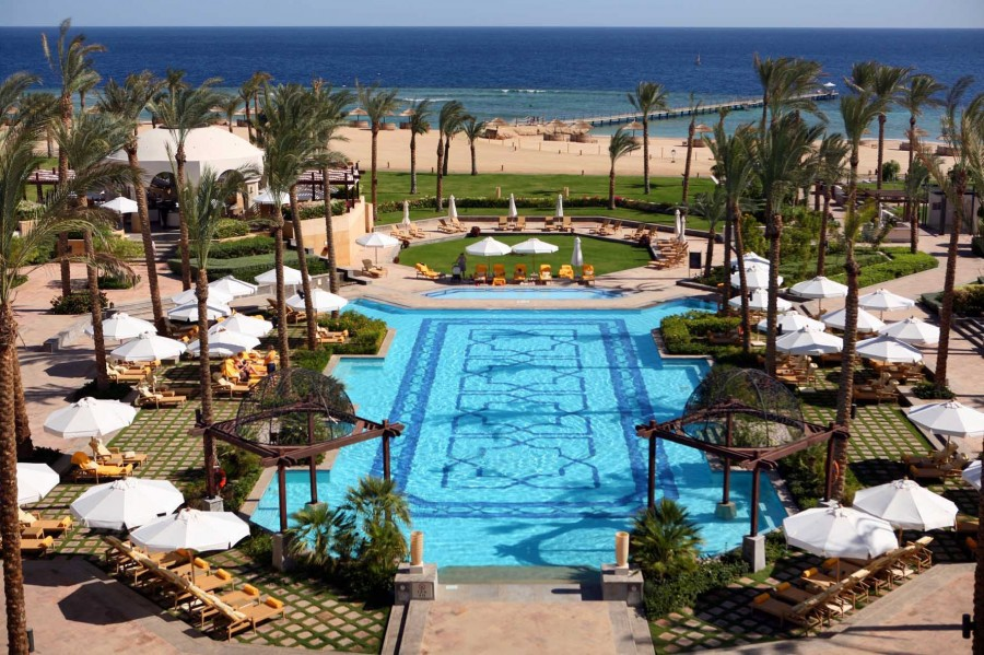 Redeem 5,000 points at the InterContinental The Palace Port Ghalib Resort.