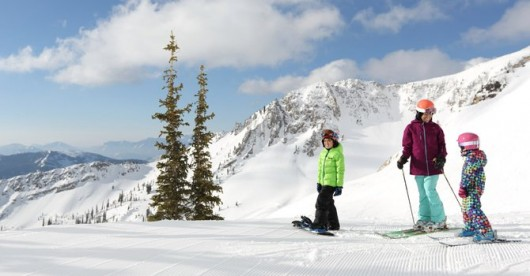 Get free lift tickets when you book a stay and show your Alaska boarding pass