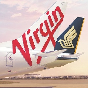 Virgin Australia Singapore Airlines Partnership Tail Fins featured