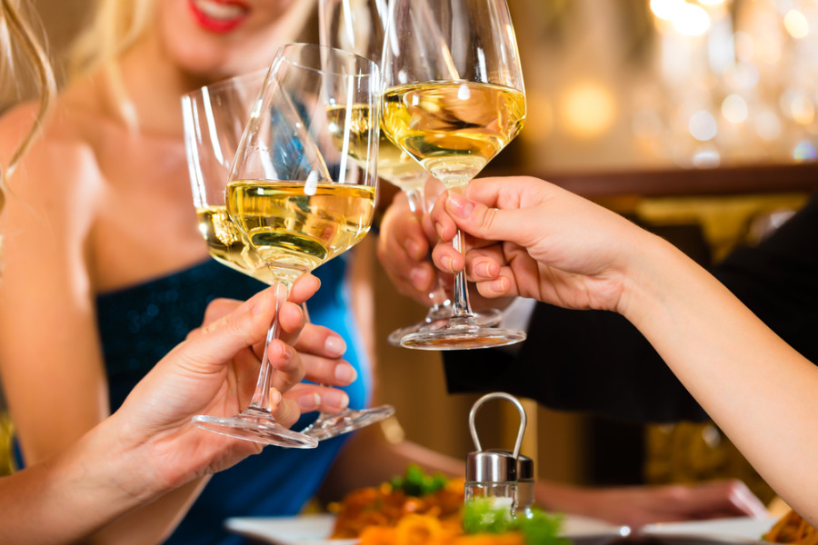 Get 3X on the first Friday for dining out using your Chase Sapphire Preferred card. Photo courtesy of Shutterstock.