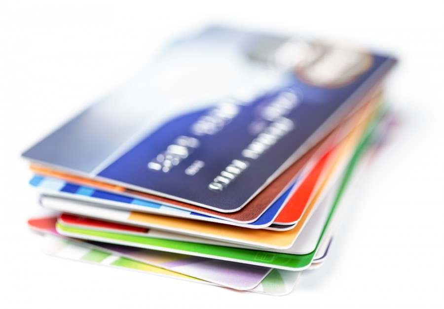 If you are a shopping addict, you have a lot of options when it comes to credit cards. Photo courtesy of Shutterstock.