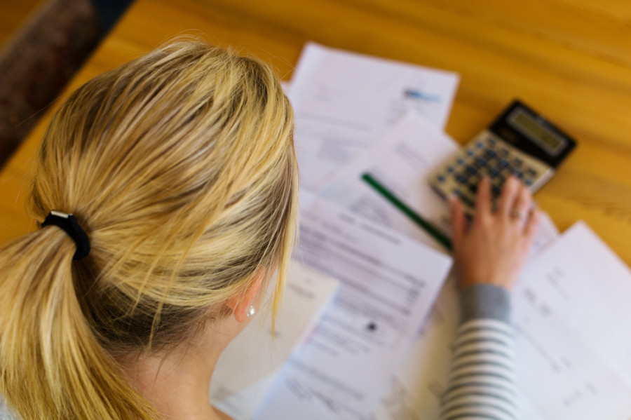 Using the Chase Slate you can pay off your balances and be closer to ending that debt. Photo courtesy of Shutterstock.
