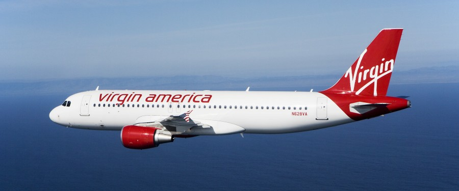 Earn bonus Virgin America points.