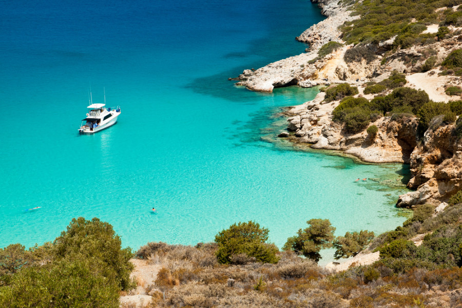 Crete - Courtesy of Shutterstock