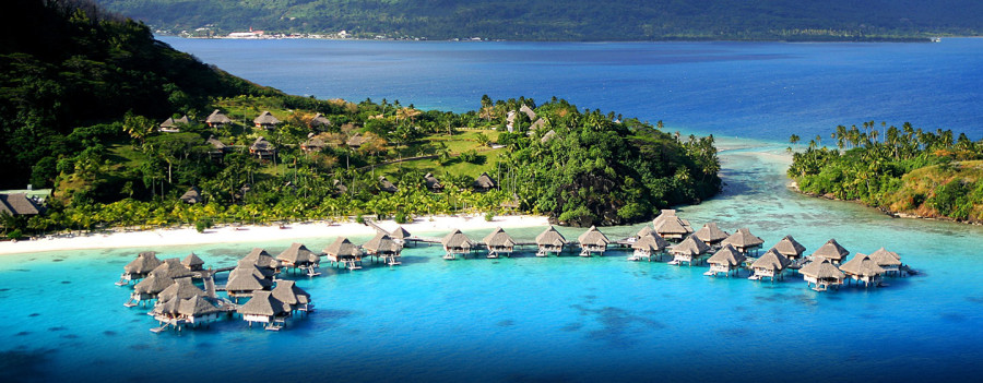 Your Hilton HHonors Gold status includes free breakfast at luxurious properties (like the Hilton Bora Bora)