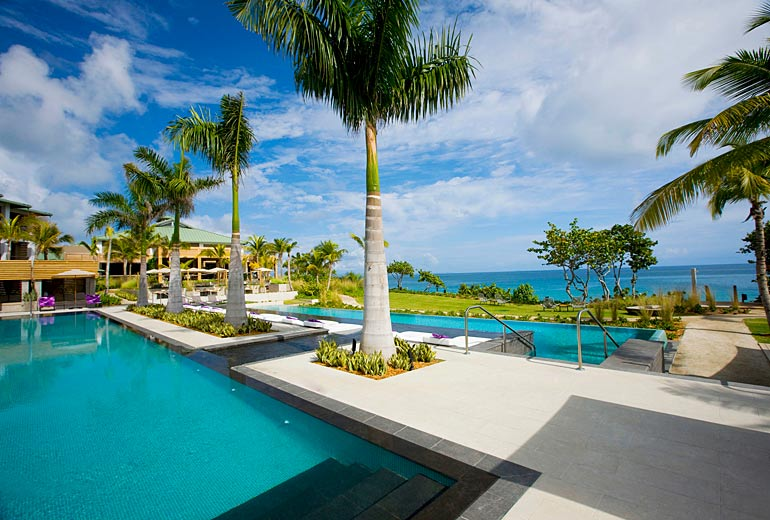 You could redeem your 20,000 SPG points at the W Vieques.