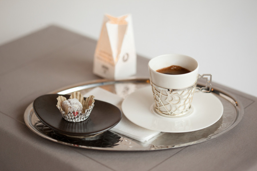 Your cup of Turkish coffee can wash down your Turkish delight when flying in business class on Turkish Airlines