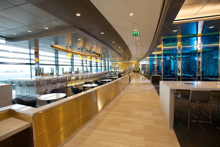 Beginning next year, United  Club members will only have access on the day of travel.