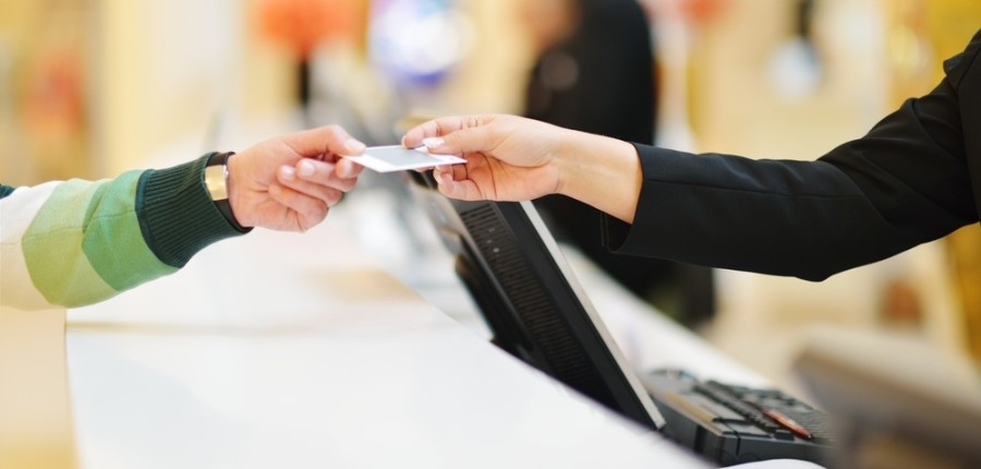 Which credit card is the best for new award travelers looking to earn free hotel stays? Image courtesy of Shutterstock.