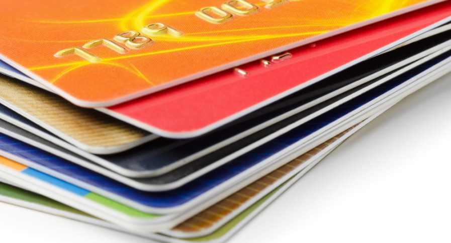 Take advantage of some of April's top credit card offers. Photo courtesy of Shutterstock.