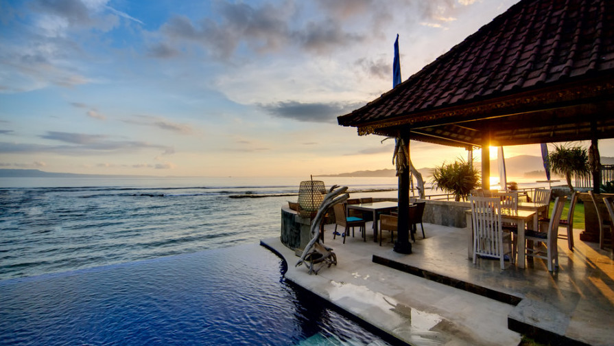 Bali is a romantic and beautiful honeymoon spot. Photo courtesy of Shutterstock.
