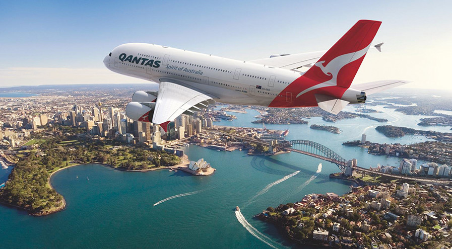 Qantas will soon fly between Sydney and San Francisco.