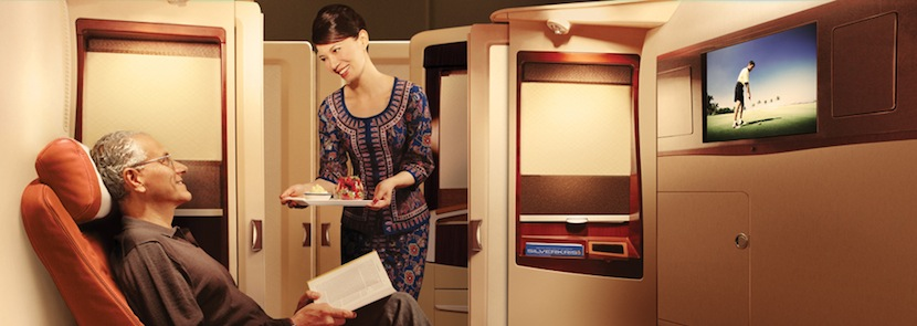 Singapore Airlines is one of my favorites