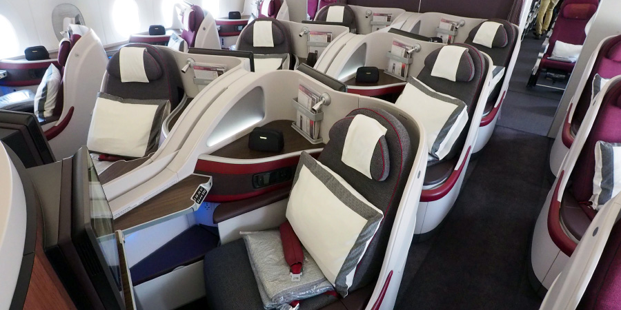 Qatar Airways will operate the A350 on its second daily flight to JFK.