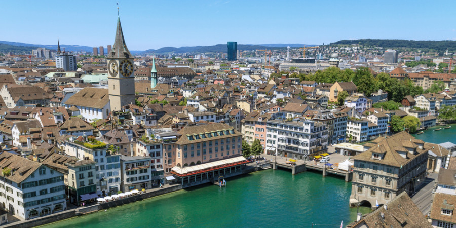 Zurich Featured