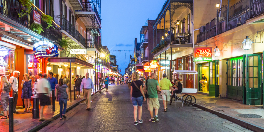 New orleans Featured