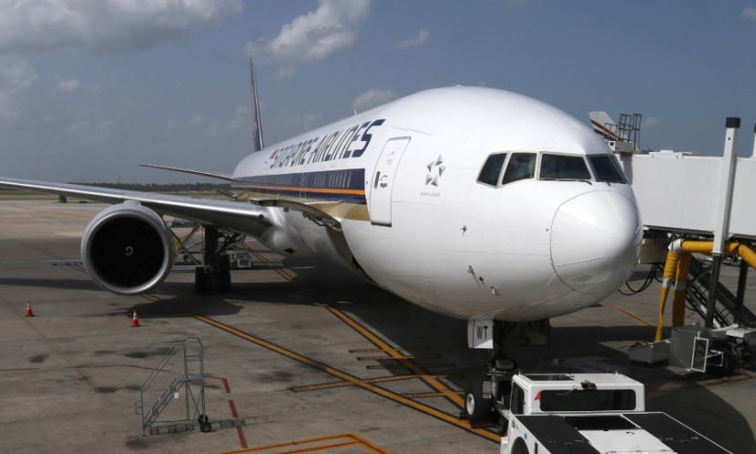 Fly Singapore's 777-300ER to Moscow for $399 round-trip. Photo by T.C. Baker/Newscast Creative.