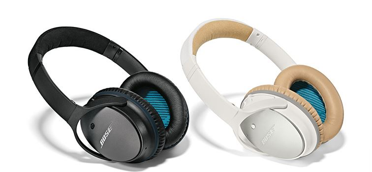 You can't beat a pair of Bose noise-cancelling headphones!