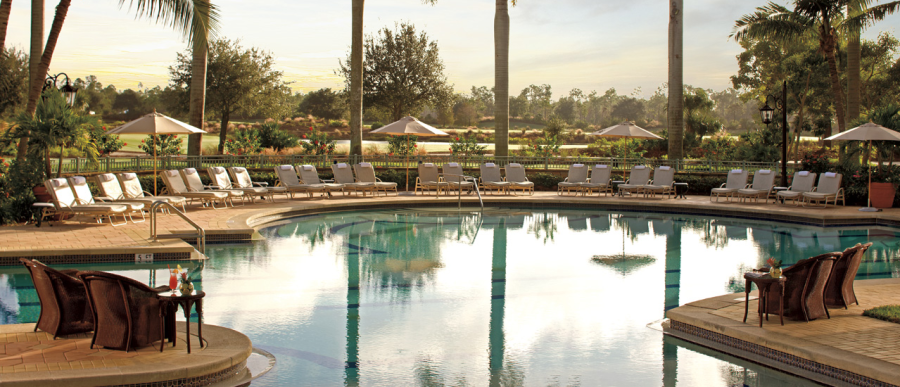 Two nights at the Ritz-Carlton Golf Resort in Naples, FL could be yours with this card!