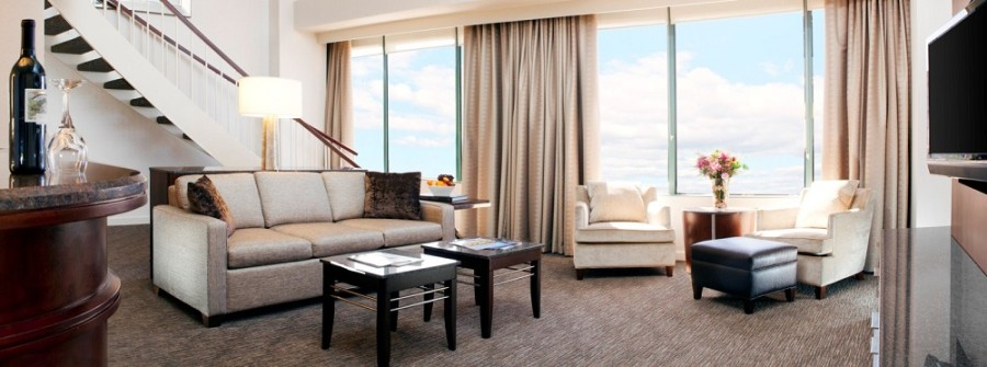 Westin Long Beach BiLevel Suite featured