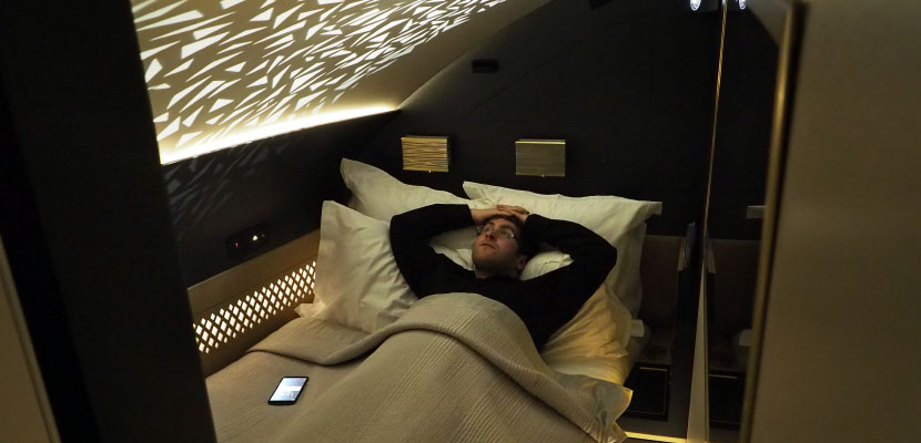 Etihad Residence Bed Featured