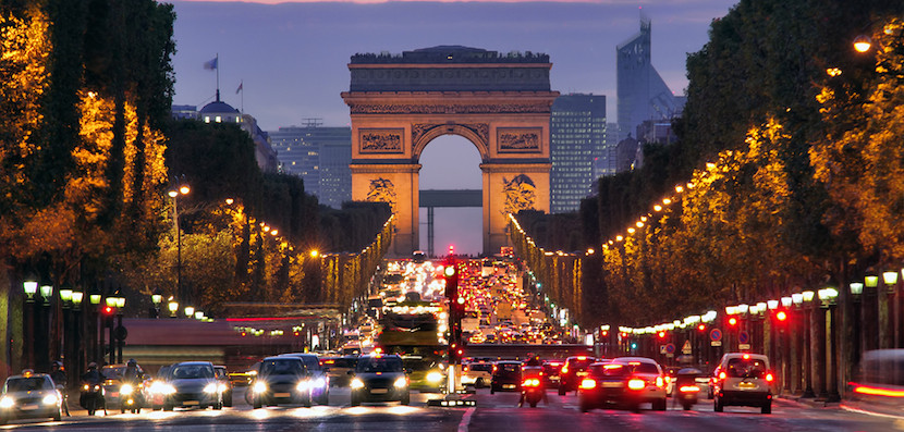 If flying free to Paris is your goal, ensure all your earning is focused on those free flights. Photo courtesy of Shutterstock.